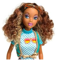 my scene dolls   Imagenes de Barbie My Scene Jammin in Jamaica SURFRIDER MADISON Doll ...