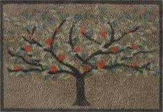 Turtlemat Orchard Dee Hardwicke Collection 60cm x 85cm