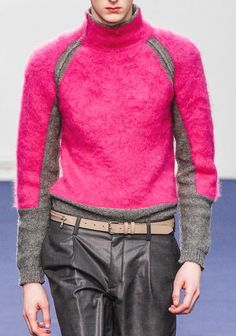Pink/Grey - kicking combo! I would so wear this if I were in better physical shape, which I am working on!