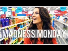 NEW MADNESS MONDAY | Come Shop With Me