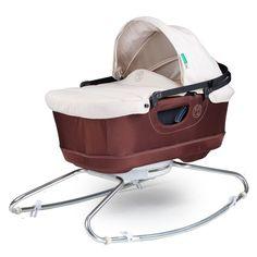 "Orbit Baby Bassinet Cradle - Mocha - Orbit Baby - Babies ""R"" Us Baby Bassinet, Baby Cribs, Orbit Baby, Nursery Furniture, Kids Furniture, Cradles And Bassinets, Baby Cradles, Furniture, Accessories"