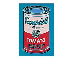 ART GALLERY: Cuadro  Campbell's  Soup Can II