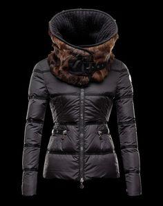 Doudoune Moncler Vison Femme Noir Tokyo Fashion, Teen Fashion, New York  Fashion, Womens 06cde1b13e0