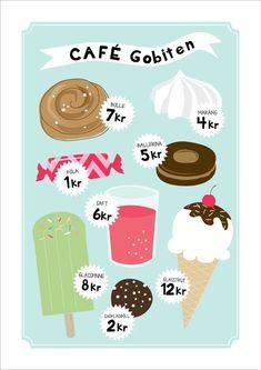 Barn Cafe, Diy For Kids, Crafts For Kids, Cafe Posters, Kids Cafe, Kids Corner, Kidsroom, Signs, Kids And Parenting