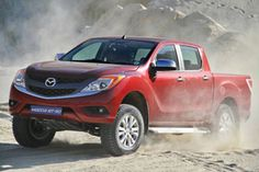 unlike the new Mazda bakkie. We drive the frankly massive double cab. Hard Workers, Mazda, Alternative, Twitter, Nice