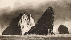The Zillah Bell Gallery has the largest collection of Norman Ackroyd CBE RA& work outside his studio. Please do come in to see his incredible work. Illustrations, Illustration Art, Norman Ackroyd, Royal College Of Art, Art Graphique, Beautiful Artwork, Artist At Work, Landscape Art, Light In The Dark