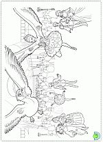 Barbie In The Pink Shoes Coloring Pages Book