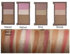 Naked Flushed Palette by Urban Decay #20