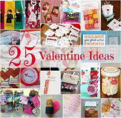 25 Valentine Ideas