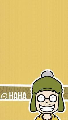 Famous Korean Variety Show - Cartoon Running Man Haha iPhone wallpaper Man Wallpaper, Trendy Wallpaper, Iphone Wallpaper, Mobile Wallpaper, Korean Tv Shows, Korean Variety Shows, Running Man Korean, Yoo Jae Suk, Kwang Soo