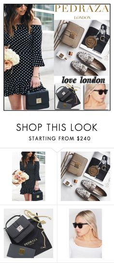 """Neutral toned looks with PEDRAZA + PRIZES: LUXURIOUS PEDRAZA LONDON BAG, $50 PAYPAL CASH, $20 PAYPAL CASH!"" by aida-ida ❤ liked on Polyvore featuring PedrazaLondon and Pedraza"