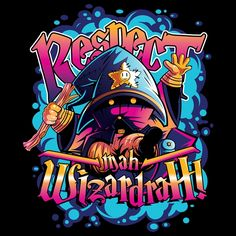 Respect Mah Wizardrah - This Fantasy Park Has Gone South