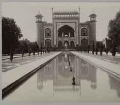 Agra (India): Taj Ma