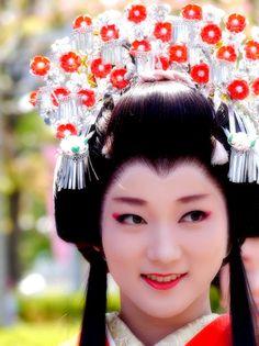 Atsuhime (wife of Tokugawa Iesada, the 13th shogun of the Tokugawa shogunate)