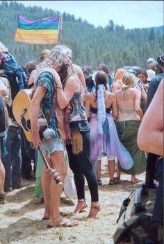 #hippies #couple
