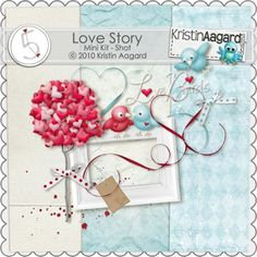 Love Story, by Kristin Aagard
