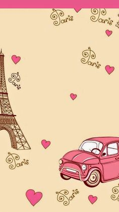 Paris e carro