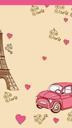 Paris e carro