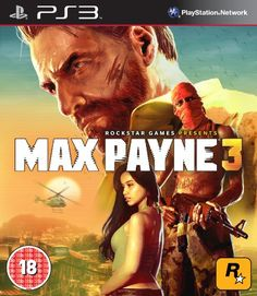 40 Best Selling Sony Playstation 3 PS3 Games for July 2013  |  Max Payne 3  |  Only from £11.46  |  #PS3 #Playstation3 #MaxPayne3