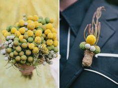 billy ball bouquet