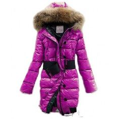 Moncler Lucie New Pop Star Coat Women Down Pink