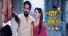 Iss pyaar ko kya naam doon 2Iss Pyaar Ko Kya Naam Doon 2 27th December 2014 Star Puls HD episode