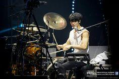 "CNBlue | Kang Min Hyuk (minhyuk) | 151024-25 | ""Come Together"" Concert in Seoul | Facebook"