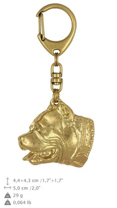 Pit Bull, Chain, Dogs, Artist, Crafts, Etsy, Pitbull, Manualidades, Necklaces