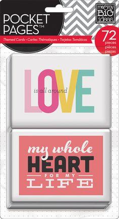 Themed Cards -  Love