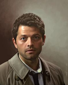 Castiel by Euclase. Amazing work by her as usual.