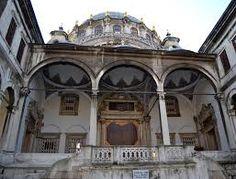 plan der nusretiye moschee istanbul - Google-Suche