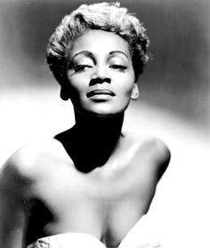 "Joyce Bryant. Once dubbed the ""black Marilyn Monroe,"" constant mentions in Walter Winchell's gossip column made her a star and she was widely considered the first dark-skinned Black woman to be considered a sex symbol inside and outside of the black community."