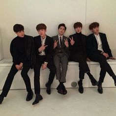 Mama suho and his spoiled sons