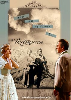 Sound of Music vintage poster