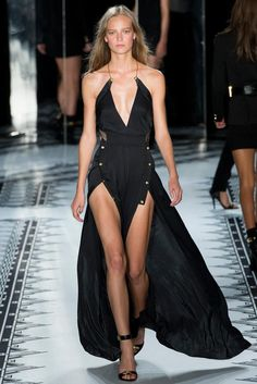 Versus Versace Spring 2015 Ready-to-Wear