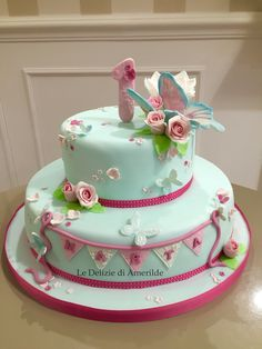 Le Delizie di Amerilde. Princesse  cake. www.ledeliziediamerilde.it