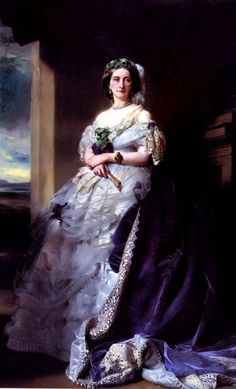 Old Rags - Julia Louise Bosville, Lady Middleton by Franz...
