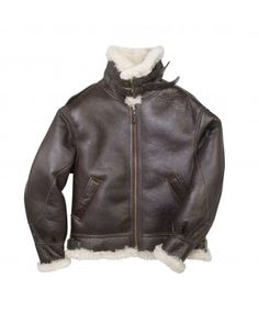 """""""The General"""" B-3 Bomber Jacket"""