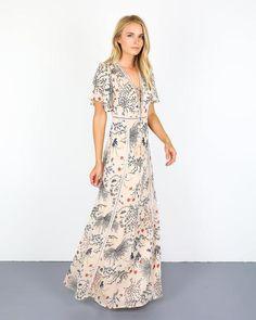Daylily Maxi Dress