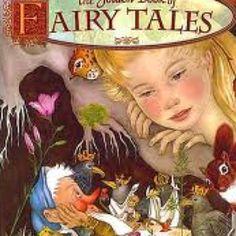 Grimm's Fairy Tales!  My favorite!