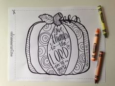 These hand-drawn, one of a kind Fall Coloring Pages are PERFECT for your classroom, church groups, & fall decorating! Feel free to print off as many copies as you want to help keep the kids (& adults) busy during those chilly fall days! FUN FACT: What sets these coloring pages apart from other coloring pages is the 8x10 dotted line around each picture. I added this box so instead of throwing away your finished masterpiece, you can frame it in any standard 8x10 frame to display around ...