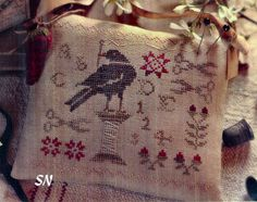 The Sewing Bird from With Thy Needle & Thread