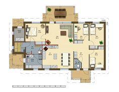 Jetta-talo / Karpalo 127 #blueprint