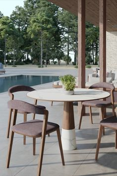 Our range of stylish, high quality outdoor dining chairs that are ideal for high traffic hospitality and commercial projects offering weather resilience for your venue, be it a bistro, bar, restaurant or hotel. Our luxury dining chairs are built to the highest standards, ensuring that they are both durable and comfortable for your guests. Browse our luxury dining chair collections and contact us for any additional information. Outdoor Armchair, Outdoor Dining Chairs, Outdoor Tables, Dining Table, Luxury Furniture, Outdoor Furniture, Wolf Furniture, Luxury Dining Chair, Outdoor Restaurant