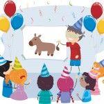Feest! Tips voor de kinderboekenweek 2014 Vier een feest en speel spelletjes