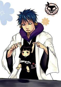 Nemu and Mayuri