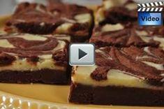 Cheese Brownie
