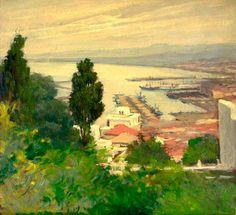 La Baie d'Alger . Paul Guion