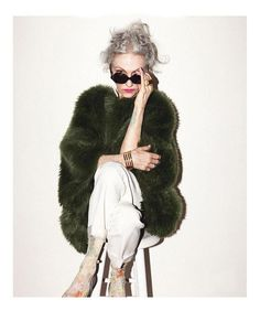 The Chatroom: Linda Rodin Ageless Chic @ 67 | Man Repeller