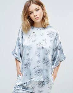 Buy White Ganni Print shirt for woman at best price. Compare Shirts prices  from online stores like Asos - Wossel Global e6dddbbc1a7